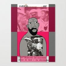 1001 Black Men--#468 Canvas Print