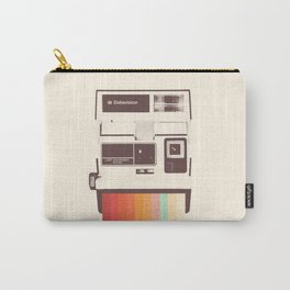 Instant Camera Rainbow Carry-All Pouch