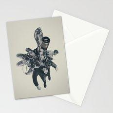 seasons of destiny Stationery Cards