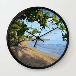 Caribbean Wall Clock