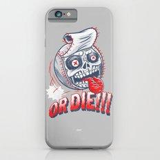 Baseball or DIE! iPhone 6 Slim Case