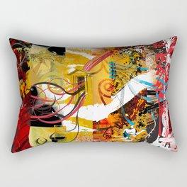 Exquisite Corpse: Round 5 Rectangular Pillow