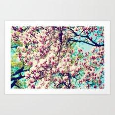 sunshine & love ...  Art Print