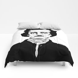 Persistence of Poe Comforters