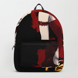 Vampire Costume Backpack