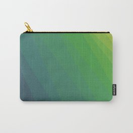 Shades of Deep Water Carry-All Pouch
