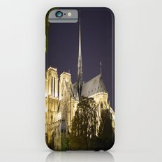Notre Dame at Night Slim Case iPhone 6s