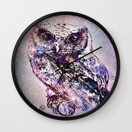 owl2 Wall Clock