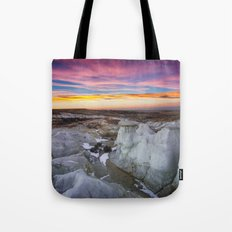 The Painted Mines Tote Bag