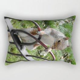 Squirrel Rectangular Pillow