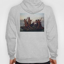 The Abduction of Boone's Daughter by the Indians Hoody