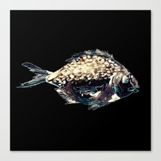 Fairytale Fish Glowing Version Canvas Print