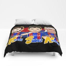 El tridente Comforters
