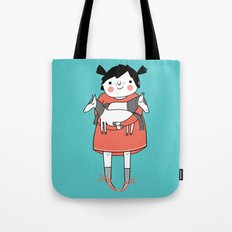 Hold Your Horses Tote Bag