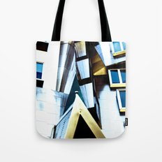 The World As I See It Tote Bag