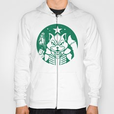 Starfox Coffee Hoody