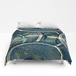 Circular audio Comforters
