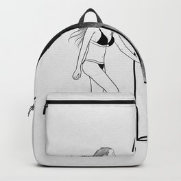 Exploring your fantasy. Backpack