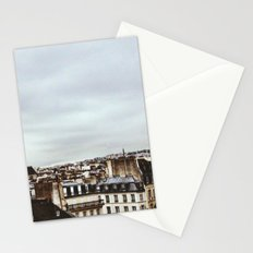 Upon the rooftops Stationery Cards