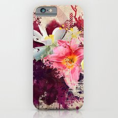 Country Floral Slim Case iPhone 6