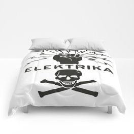 Electric sign Comforters