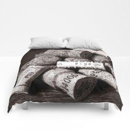CHAMPAGNE CORK - Duplex Comforters