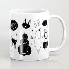 Boo Coffee Mug