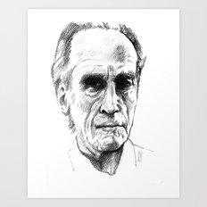 Marcel Duchamp Art Print