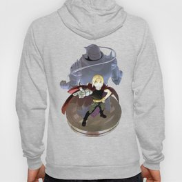 Fullmetal Alchemist - Alphonse & Edward Hoody