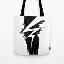 Lightning Arts Logo Tote Bag