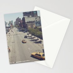 taxi... Stationery Cards