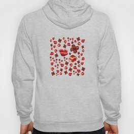 Poppies meadow Hoody
