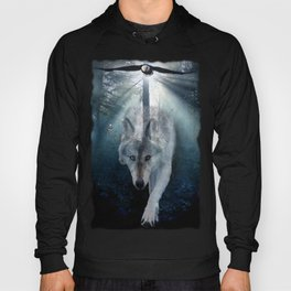 The Gathering - Wolf and Eagle Hoody