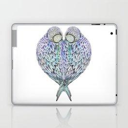 LOVE BIRDS IN COLOUR Laptop & iPad Skin
