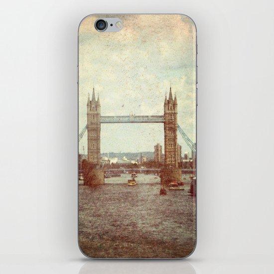 Tower Bridge 2 iPhone & iPod Skin