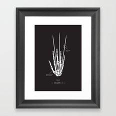 Weapon-X Framed Art Print
