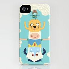 Adventure Totem Slim Case iPhone (4, 4s)
