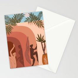 Shades of summer Stationery Cards