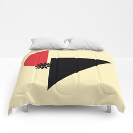 Abstract Shape Comforters