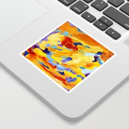 Abstract910 Sticker