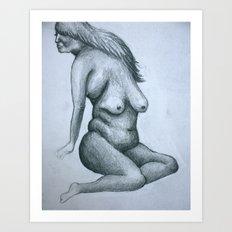Sisters III Art Print