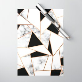 Marble III 003 Wrapping Paper