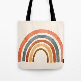 Abstract Rainbow 88 Tote Bag