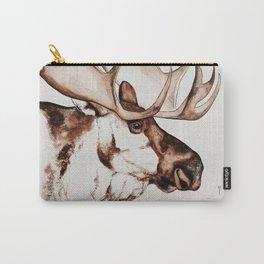Deer | Scandinavian Moose Carry-All Pouch