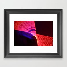 HI LIGHT I Framed Art Print