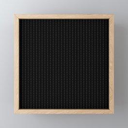 Fuck You - Pin Stripe - conor mcgregor Framed Mini Art Print