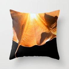 aurea Throw Pillow