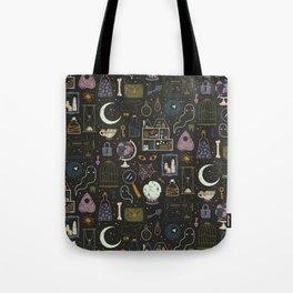 Haunted Attic Tote Bag