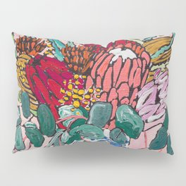 Australian Native Bouquet of Flowers after Matisse Pillow Sham