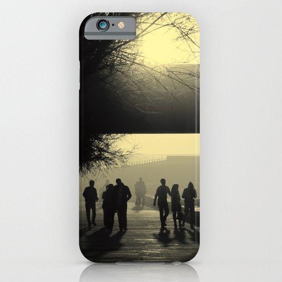 people iPhone & iPod Case